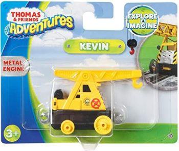 Thomas Adventures Kevin Metal Engine