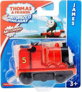 Motorized Railway James
