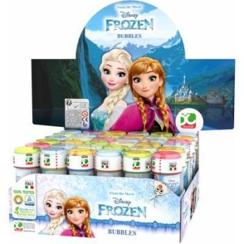 Bubble Tub With Wand Frozen 2