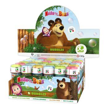 Bubble Tub With Wand Masha And The Bear