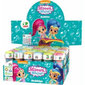 Bubble Tub With Wand Shimmer And Shine
