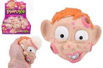 Pimple Kid Stress Ball