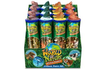 World Of Nature Animal Tubes