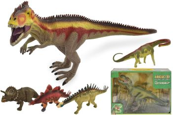 "Jurassic Era 9"" Dinosaur Figures"