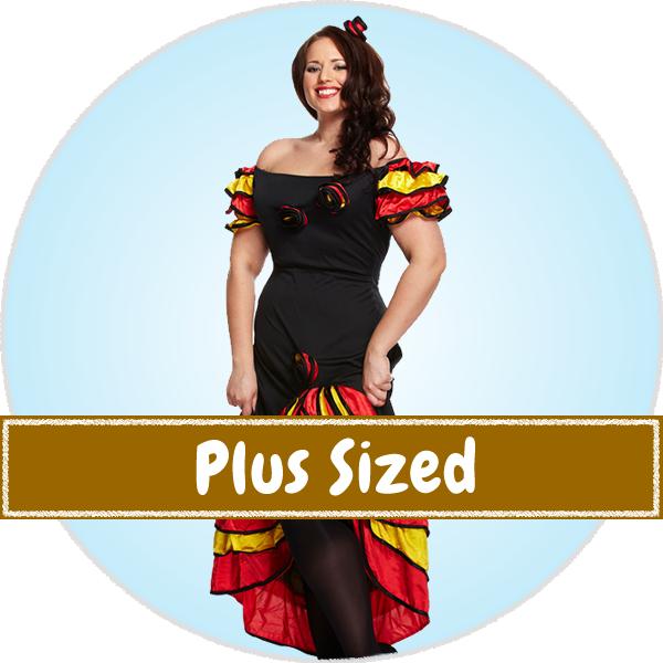 XL / Plus Size Costumes