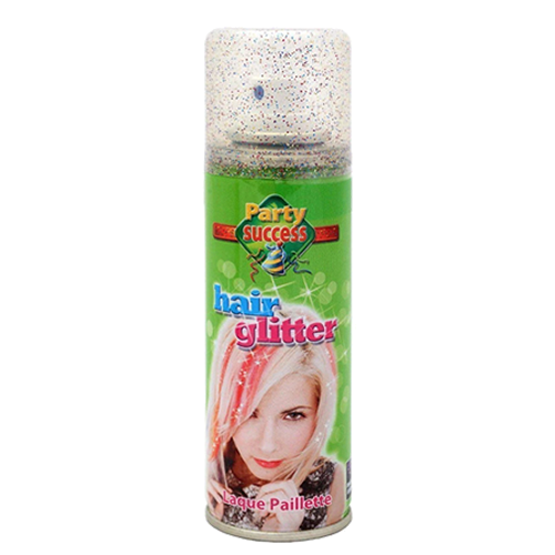 Multicoloured Glitter Hairspray