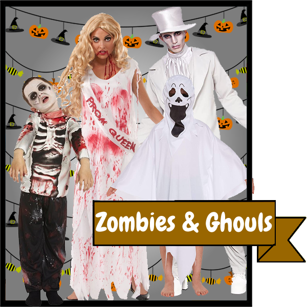 Zombies & Ghouls