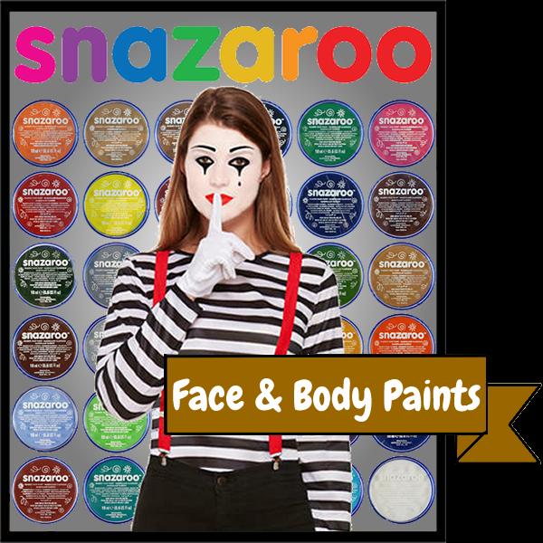 Face & Body Paints