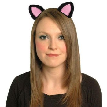 Clip On Cat Ears