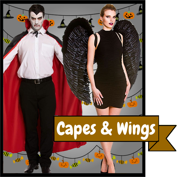Wings & Capes