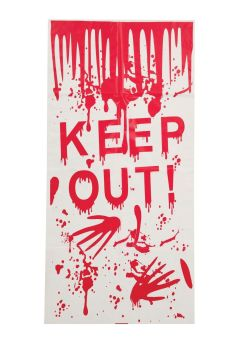Keep Out Curtain