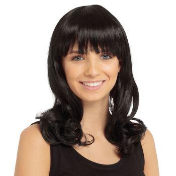 Gabriella Wig Black