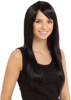 Olivia Wig Black