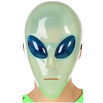 Alien Glow Mask