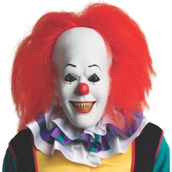 IT - Pennywise Mask (1990)
