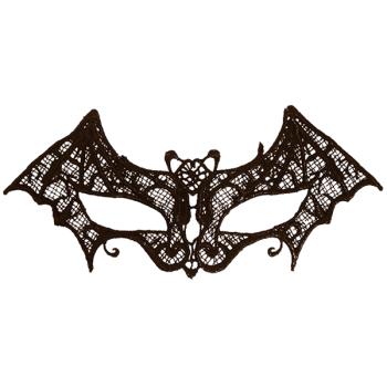 Lace Bat Black