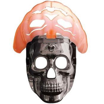 Pumpkin Light Up Mask