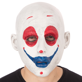 Realistic Clown Mask