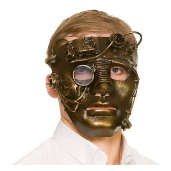 Robot Mask - Steampunk