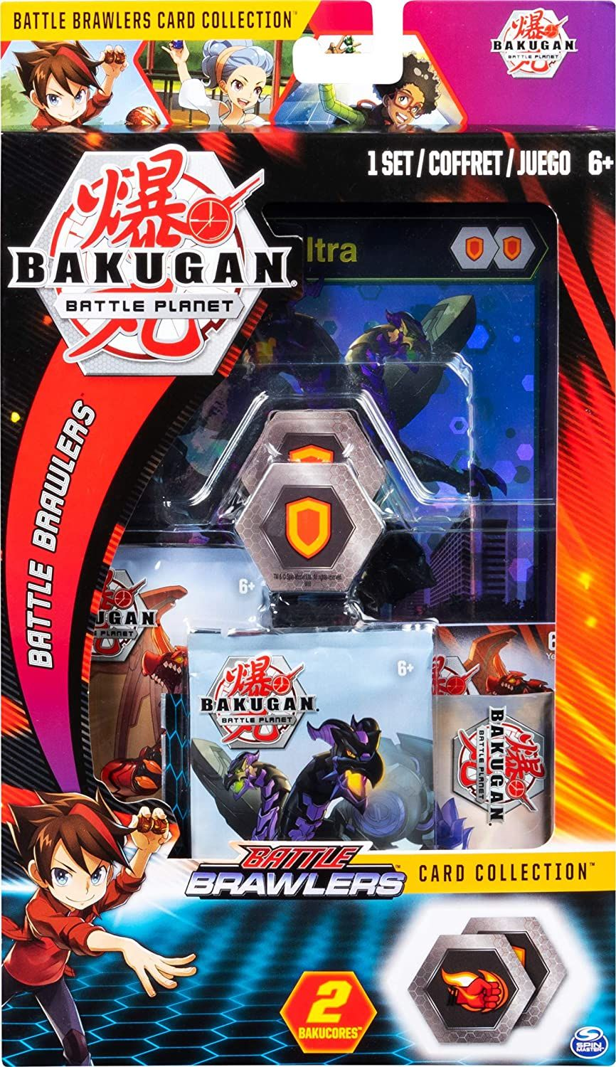 Bakugan Deluxe Card Collection M01