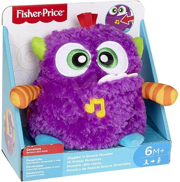 Fisher-Price Giggles n' Growls Monster