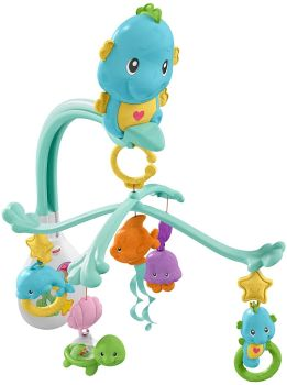Fisher-Price Soothe & Play Seahorse