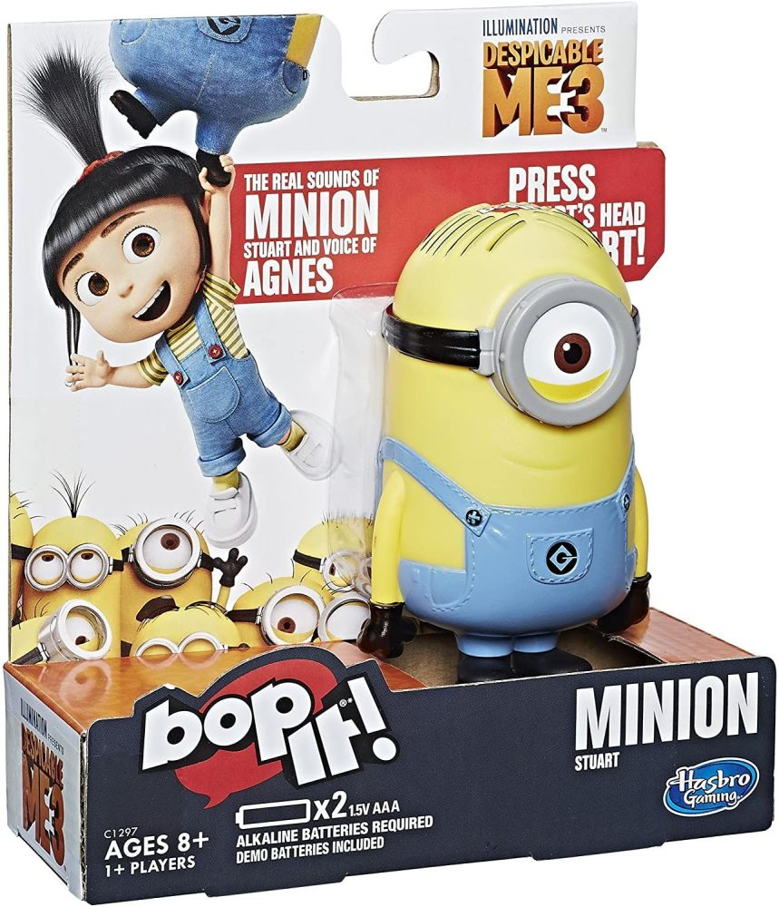 Bop It Despicable Me