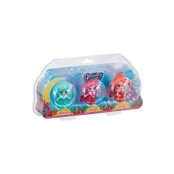 Glimmies Aquaria 3 Pack