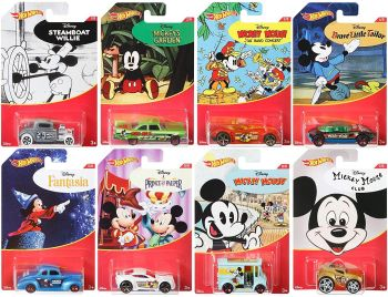 Hot Wheels Mickey & Friends Assortment