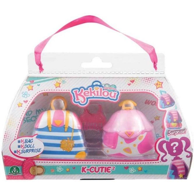 Kekilou K-Cutie 2 Pack Assorted