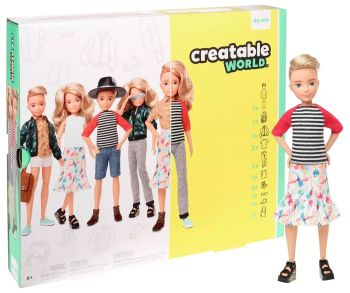 Creatable World Deluxe Character Kit