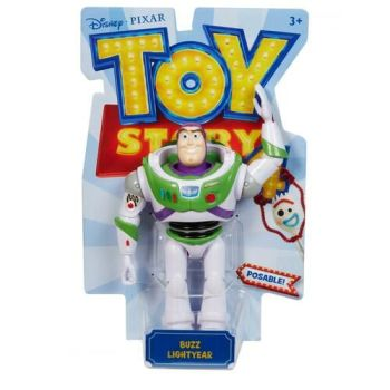 Toy Story 4 Posable Action Figure Buzz