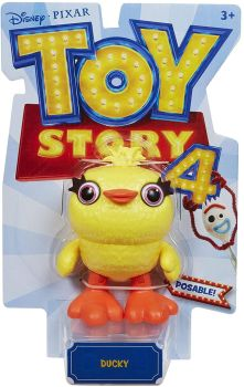 Toy Story 4 Posable Action Figure Ducky