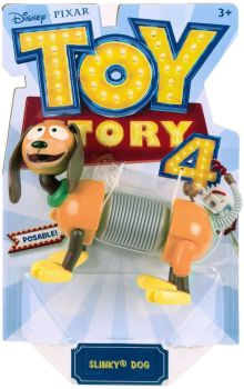 Toy Story 4 Posable  Action Figure Slinky