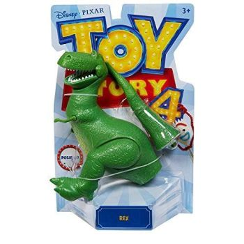 Toy Story 4 Posable Action Figure Rex