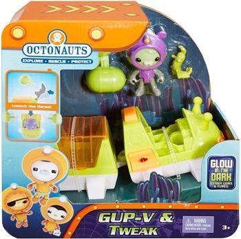 Octonauts GUP-V & Tweak