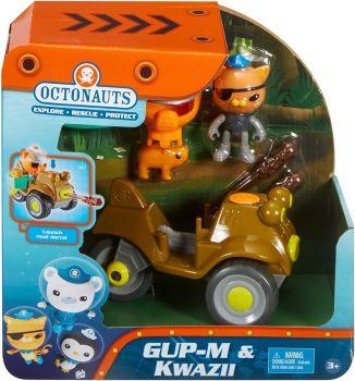 Octonauts GUP-M & Kwazii
