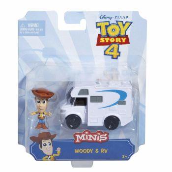 Toy Story 4 Mini's Woody & RV