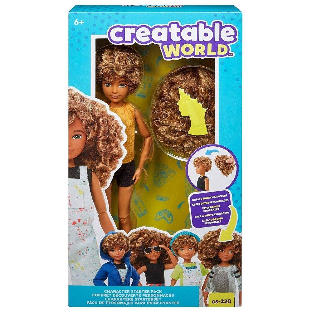 Creatable World Character Starter Pack