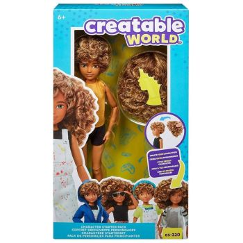 Creatable World Character Starter Pack (CS-220)