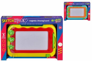Magic Sketch Magnetic Drawing Board