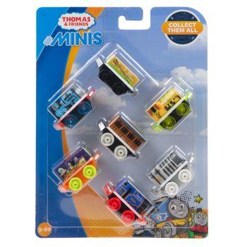 Thomas & Friends Mini's 7 Pack