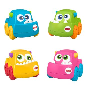 Fisher-Price Mini Monster Vehicle
