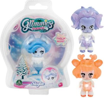 Glimmies Polaris Figure