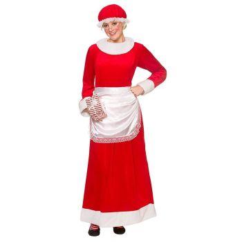 Deluxe Mrs Santa Claus