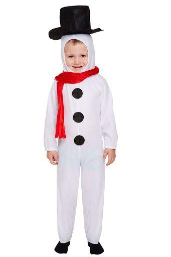 Snowman- Toddler