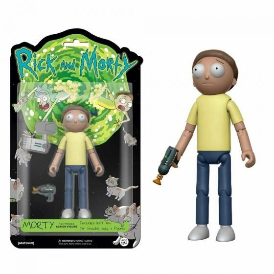 Rick & Morty Action Figure - Morty