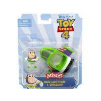 Toy Story 4 Mini's Buzz Lightyear & Spaceship