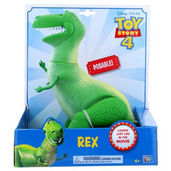 "Toy Story 4 Rex 12"" Action Figure"