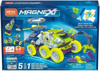 Mega Construx Magnext 5 in 1 Mag-Explorers